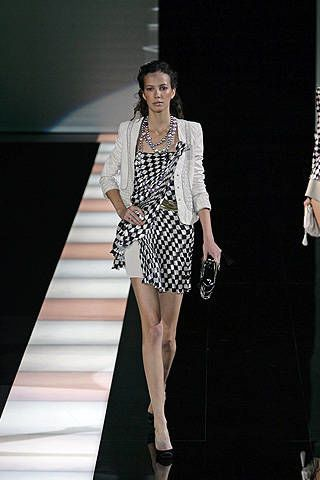 Emporio Armani Spring 2008 Ready-to-wear Collections - 003