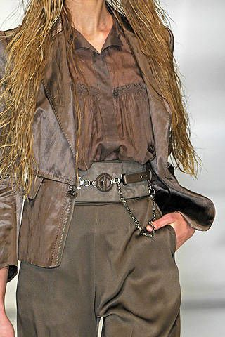 Gianfranco FerrÃ{{{copy}}} Spring 2008 Ready-to-wear Detail - 002