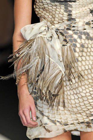 La Perla Spring 2008 Ready-to-wear Detail - 003