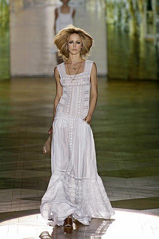 Roberto Cavalli Spring 2008 Ready-to-wear Collections - 002