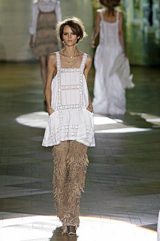 Roberto Cavalli Spring 2008 Ready-to-wear Collections - 003