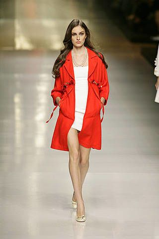 Valentin Yudashkin Spring 2008 Ready-to-wear Collections - 003