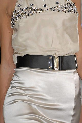 Emporio Armani Spring 2008 Ready-to-wear Detail - 003