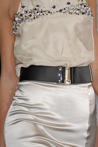 Emporio Armani Spring 2008 Ready-to-wear Detail - 003