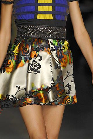 Etro Spring 2008 Ready-to-wear Detail - 003
