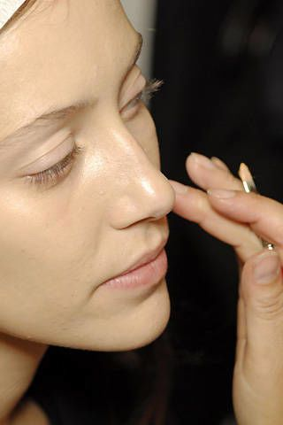 Jil Sander Spring 2008 Ready-to-wear Backstage - 003