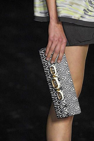 Missoni Spring 2008 Ready-to-wear Detail - 003