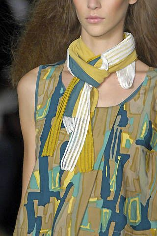 Pringle of Scotland Spring 2008 Ready-to-wear Detail - 003