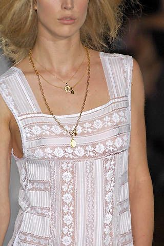 Roberto Cavalli Spring 2008 Ready-to-wear Detail - 002