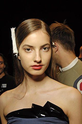 Sportmax Spring 2008 Ready-to-wear Backstage - 002