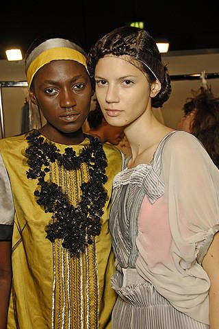 Antonio Marras Spring 2008 Ready-to-wear Backstage - 002