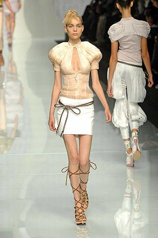 Byblos Spring 2008 Ready-to-wear Collections - 003
