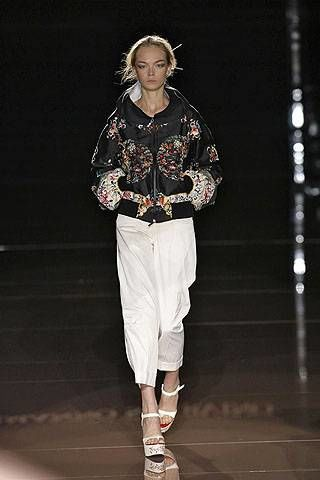 Ermanno Scervino Spring 2008 Ready-to-wear Collections - 002
