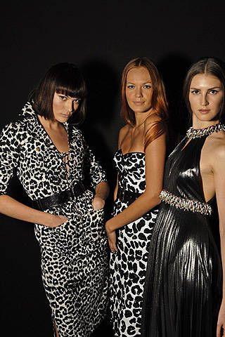 Jenny Packham Spring 2008 Ready-to-wear Backstage - 003