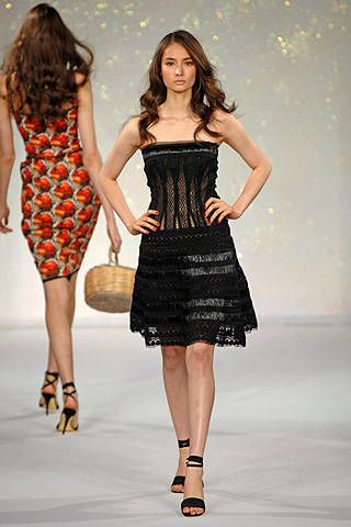 Luisa Beccaria Spring 2008 Ready-to-wear Collections - 002