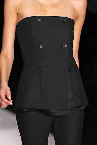 Max Mara Spring 2008 Ready-to-wear Detail - 003