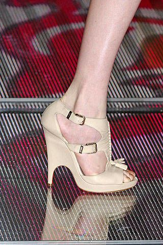Versace Spring 2008 Ready-to-wear Detail - 002
