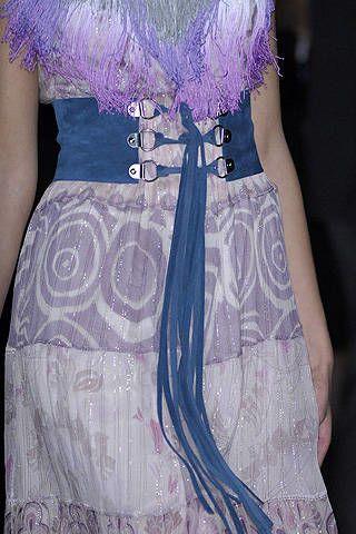 Balmain Spring 2008 Ready-to-wear Detail - 002