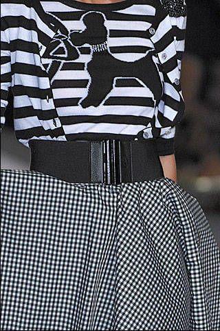 Blugirl Spring 2008 Ready-to-wear Detail - 003