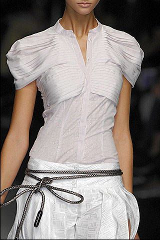Byblos Spring 2008 Ready-to-wear Detail - 003