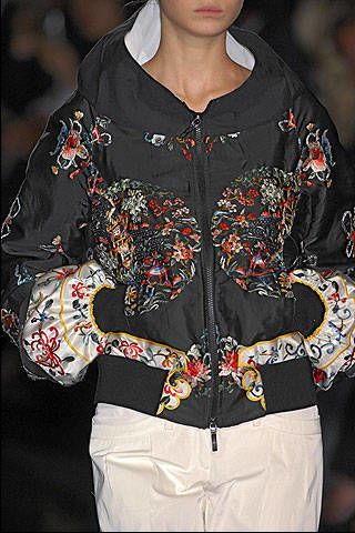 Ermanno Scervino Spring 2008 Ready-to-wear Detail - 002