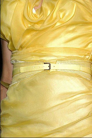 Ermanno Scervino Spring 2008 Ready-to-wear Detail - 003