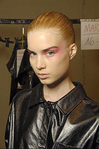 Max Mara Spring 2008 Ready-to-wear Backstage - 002