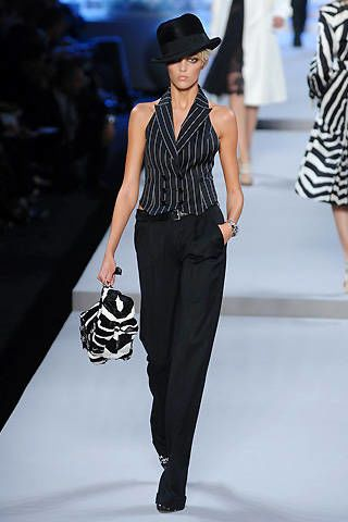 Christian Dior Spring 2008 Ready-to-wear Collections - 003
