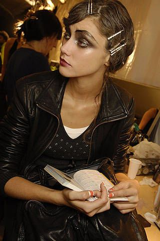 Christian Dior Spring 2008 Ready-to-wear Backstage - 003