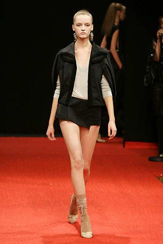 Gaspard Yurkievich Spring 2008 Ready-to-wear Collections - 003