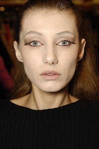 Gaspard Yurkievich Spring 2008 Ready-to-wear Backstage - 002