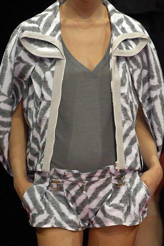 Gaspard Yurkievich Spring 2008 Ready-to-wear Detail - 002