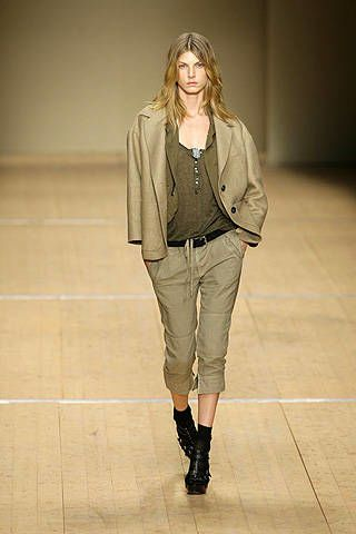 Isabel Marant Spring 2008 Ready-to-wear Collections - 002