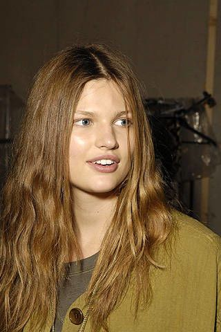 Isabel Marant Spring 2008 Ready-to-wear Backstage - 002