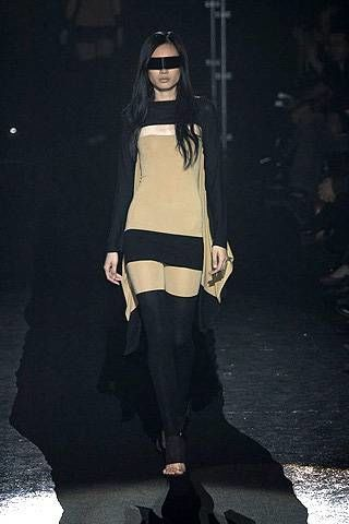 Maison Martin Margiela Spring 2008 Ready-to-wear Collections - 003
