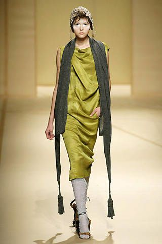 Vivienne Westwood Spring 2008 Ready-to-wear Collections - 002