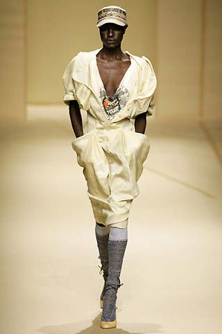 Vivienne Westwood Spring 2008 Ready-to-wear Collections - 003