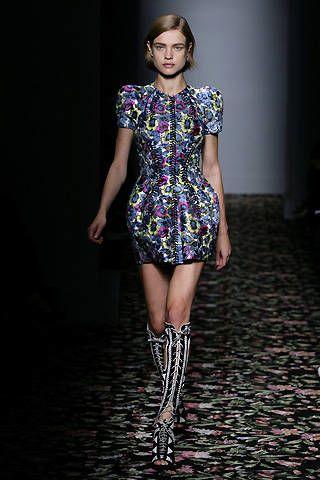 Balenciaga Spring 2008 Ready-to-wear Collections - 002