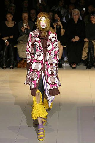 Comme des Garçons Spring 2008 Ready-to-wear Collections - 002