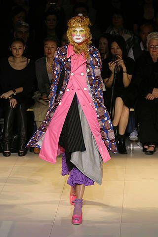 Comme des Garçons Spring 2008 Ready-to-wear Collections - 003
