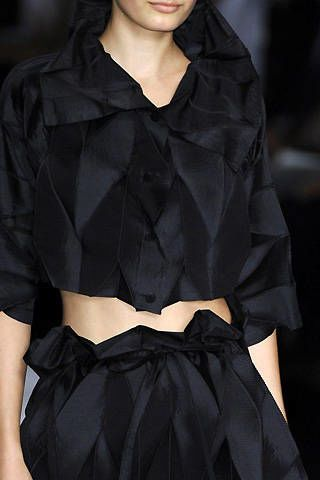 Issey Miyake Spring 2008 Ready-to-wear Detail - 003
