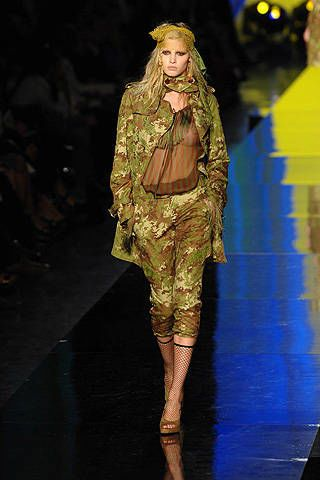 Jean Paul Gaultier Spring 2008 Ready-to-wear Collections - 002