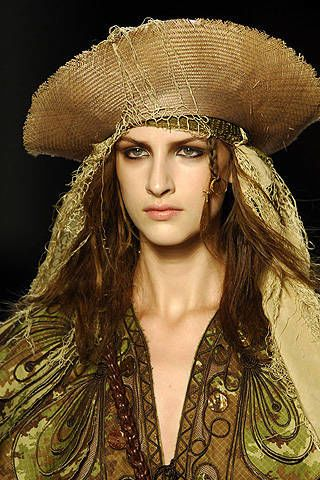 Jean Paul Gaultier Spring 2008 Ready-to-wear Detail - 002