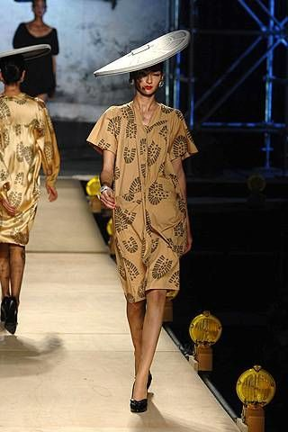 Jeremy Scott Spring 2008 Ready-to-wear Collections - 002