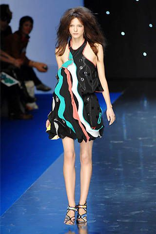 Tsumori Chisato Spring 2008 Ready-to-wear Collections - 003