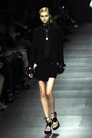 Ann Demeulemeester Spring 2008 Ready-to-wear Collections - 003