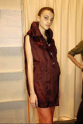 Costume National Spring 2008 Ready-to-wear Backstage - 002