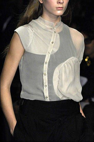 Givenchy Spring 2008 Ready-to-wear Detail - 003