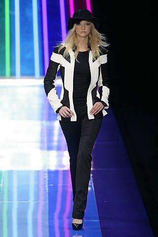 Karl Lagerfeld Spring 2008 Ready-to-wear Collections - 002