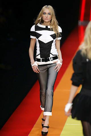 Karl Lagerfeld Spring 2008 Ready-to-wear Collections - 003